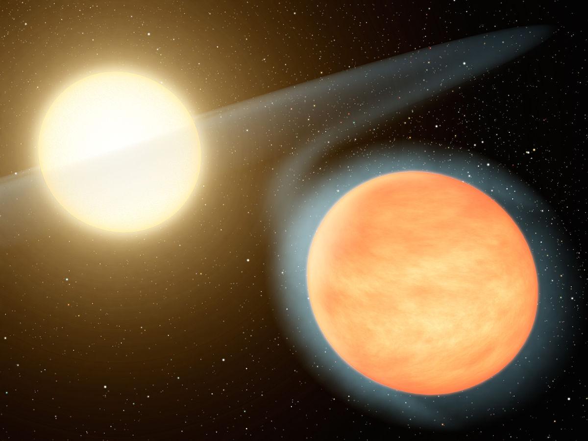 Wasp-12b: a hot Jupiter | PLAN...