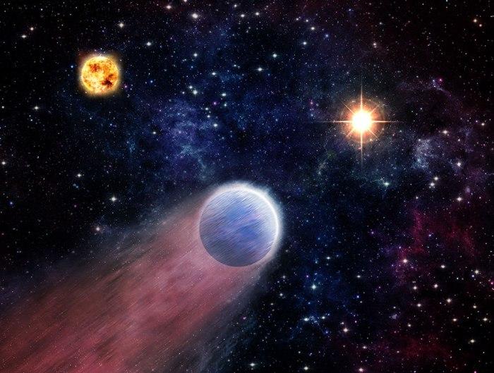 Black-Hole-Outbursts-Transform-Mini-Neptunes-to-Rocky-Worlds