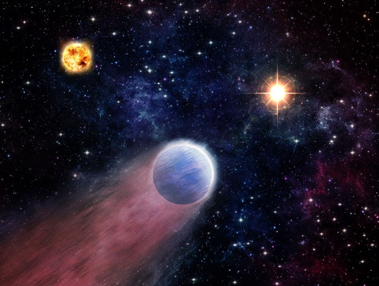 Black-Hole-Outbursts-Transform-Mini-Neptunes-to-Rocky-Worlds